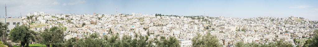Hebron Panorama