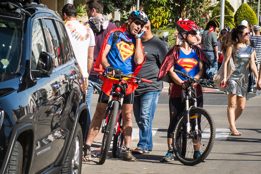 Superman with Helmet
