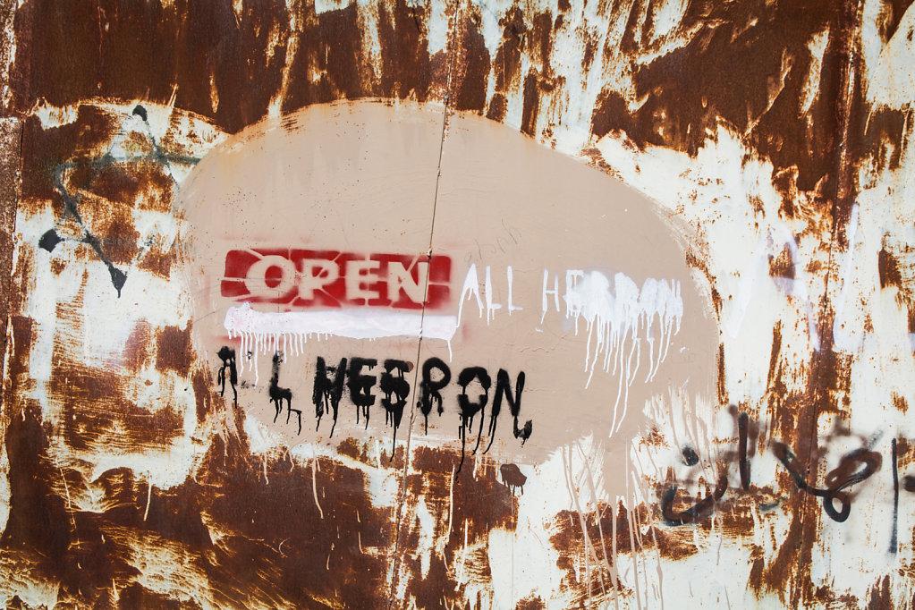 Open Hebron