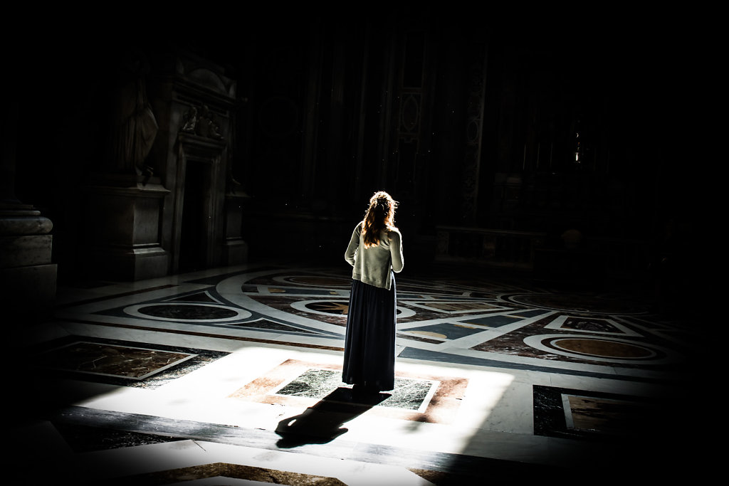 Alone in St. Peter